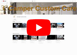 Camper Custom Care op Youtube